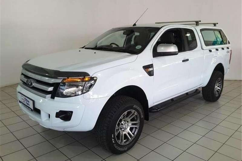 Ford Ranger 3.2 SuperCab 4x4 XLS 2013