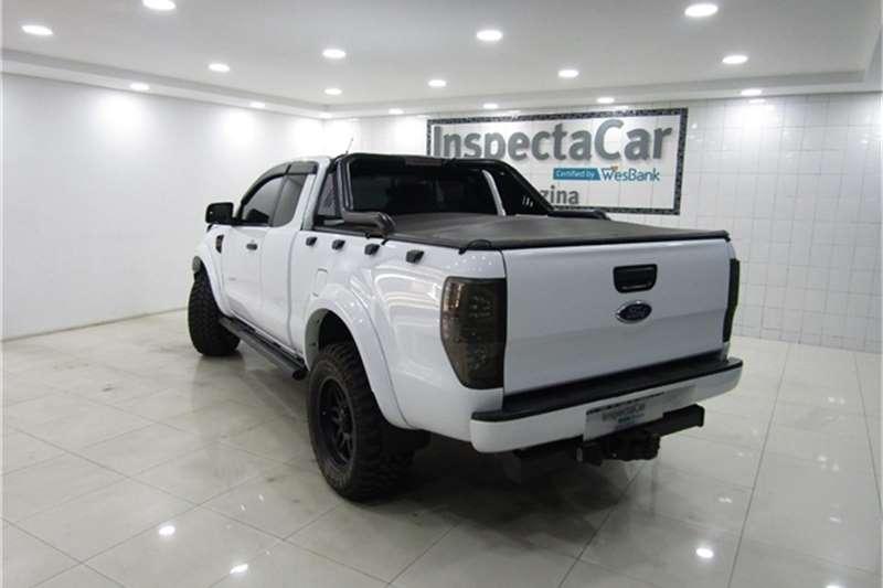 Ford Ranger 3.2 SuperCab 4x4 XLS 2013