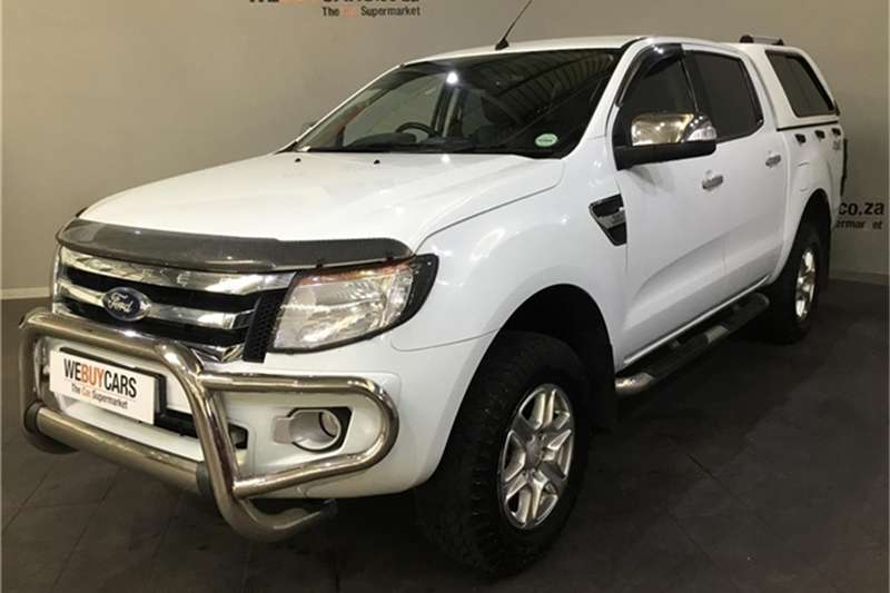 Ford Ranger 3.2 SuperCab 4x4 XLS 2014