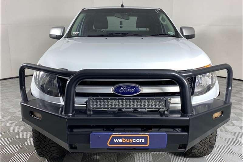 2014 Ford Ranger Ranger 3.2 SuperCab 4x4 XLS