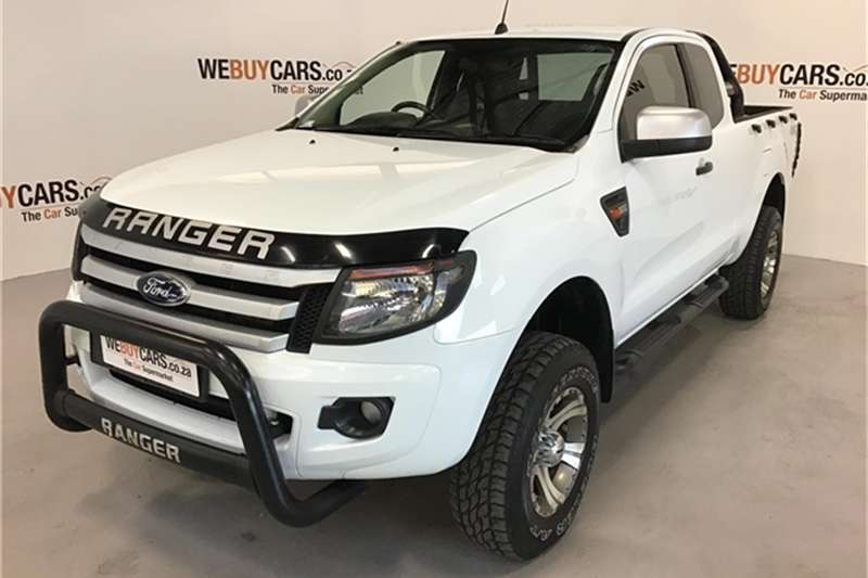 Ford Ranger 3.2 SuperCab 4x4 XLS 2016