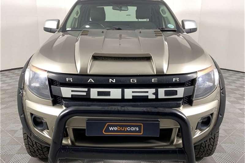 2016 Ford Ranger Ranger 3.2 SuperCab 4x4 XLS