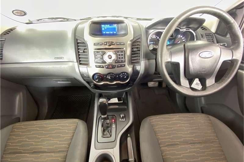 2012 Ford Ranger Ranger 3.2 SuperCab 4x4 XLS auto