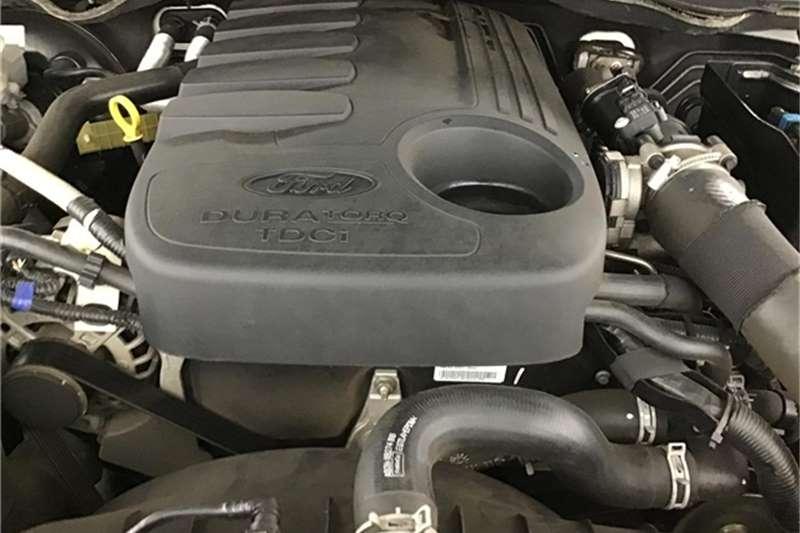 Ford Ranger 3.2 SuperCab 4x4 XLS auto 2013