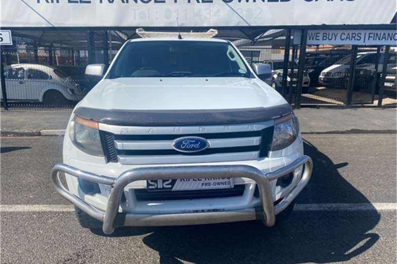 Used 2013 Ford Ranger 3.2 SuperCab 4x4 XLS auto