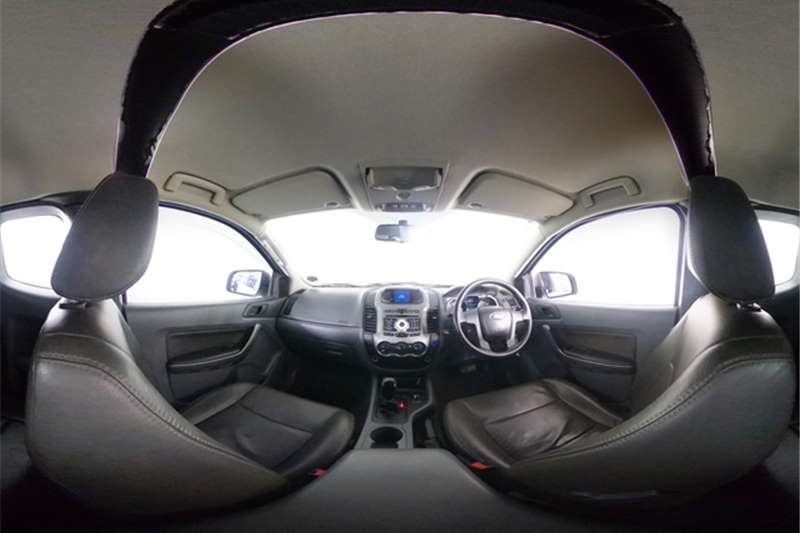 2013 Ford Ranger Ranger 3.2 SuperCab 4x4 XLS auto
