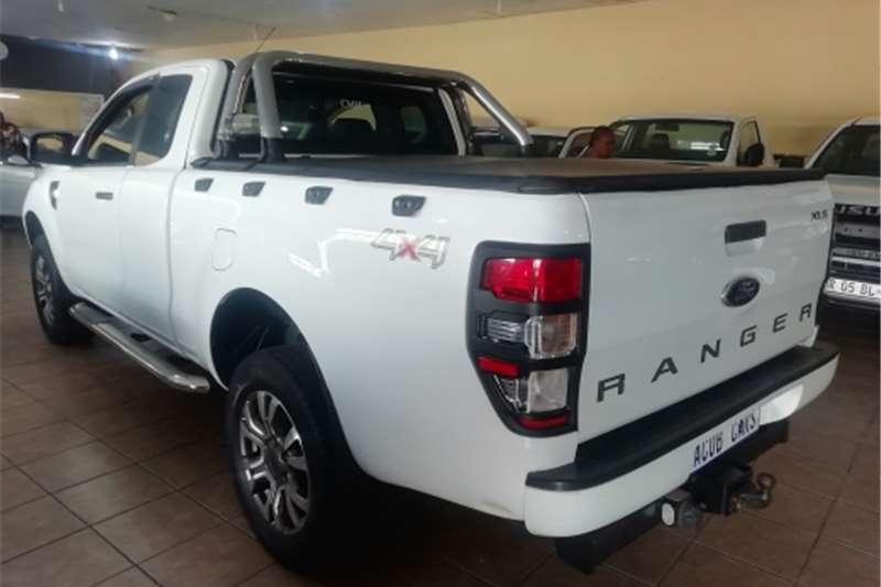Ford Ranger 3.2 SuperCab 4x4 XLS auto 2014