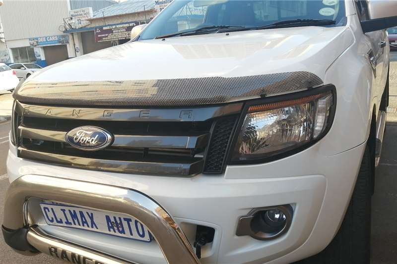 Used 2014 Ford Ranger 3.2 SuperCab 4x4 XLS auto