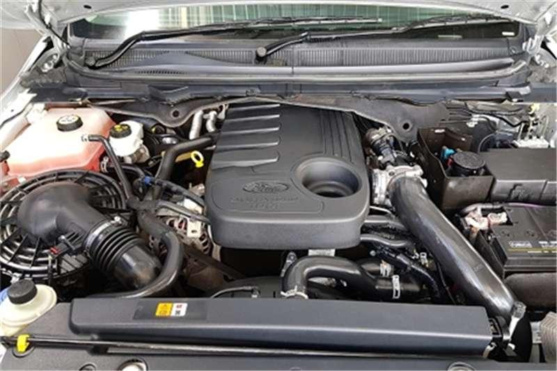 Ford Ranger 3.2 SuperCab 4x4 XLS auto 2015