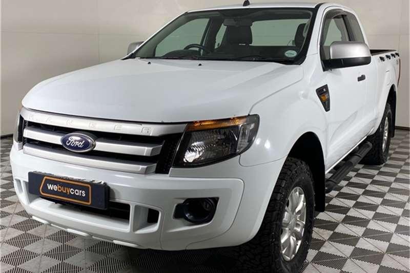 2015 Ford Ranger Ranger 3.2 SuperCab 4x4 XLS auto