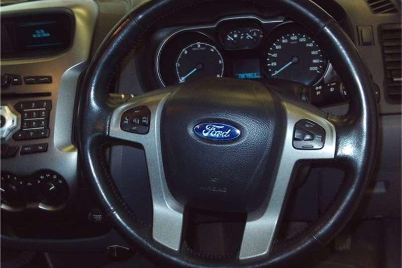 Ford Ranger 3.2 SuperCab 4x4 XLS auto 2016