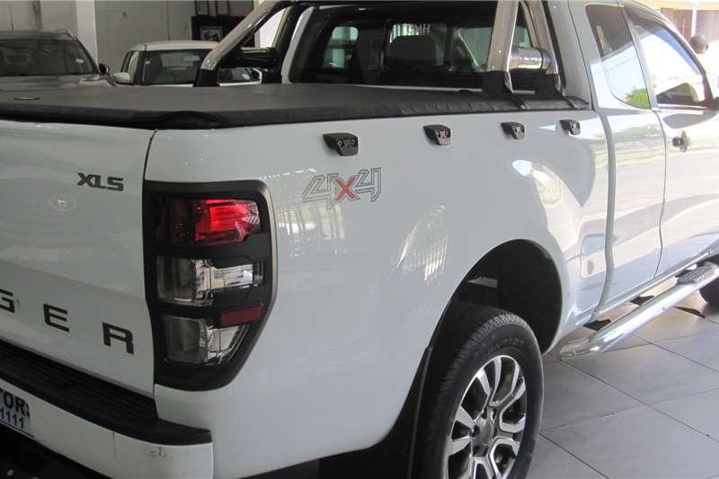 Ford Ranger 3.2 SuperCab 4x4 XLT auto 2014