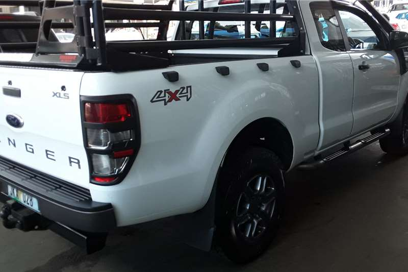 Used 2014 Ford Ranger 3.2 SuperCab 4x4 XLT auto