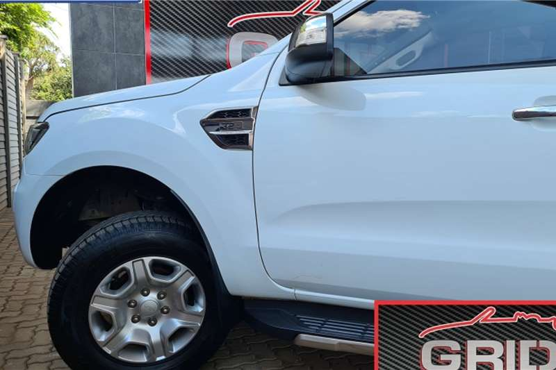 Used 2016 Ford Ranger 3.2 SuperCab 4x4 XLT auto
