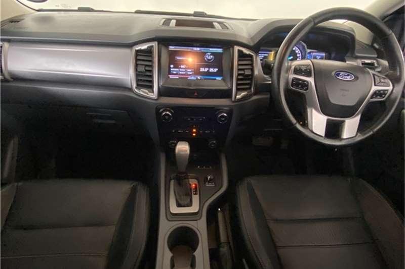 2016 Ford Ranger Ranger 3.2 SuperCab 4x4 XLT auto
