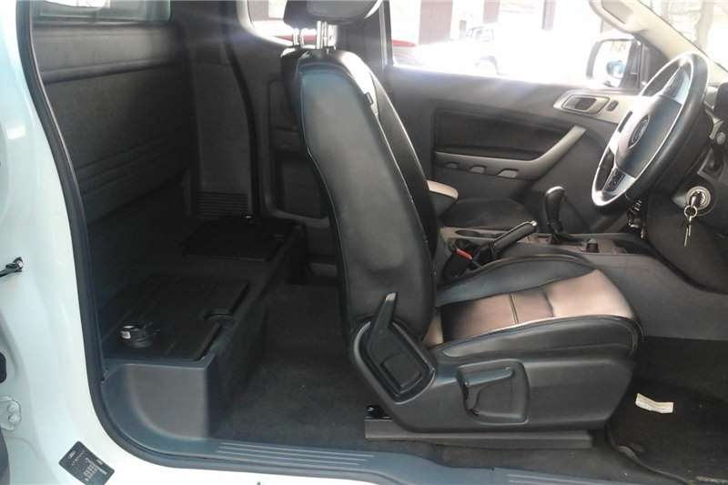 Ford Ranger 3.2 SuperCab 4x4 XLT auto 2017