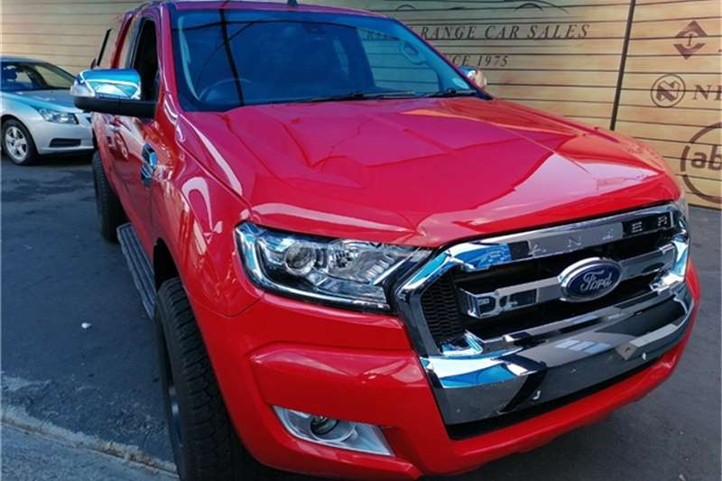 Used 2017 Ford Ranger 3.2 SuperCab 4x4 XLT auto
