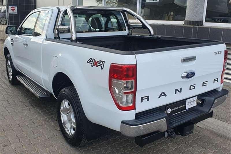 Ford Ranger 3.2 SuperCab 4x4 XLT auto 2019