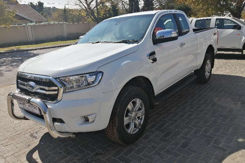 Used 2019 Ford Ranger 3.2 SuperCab 4x4 XLT auto
