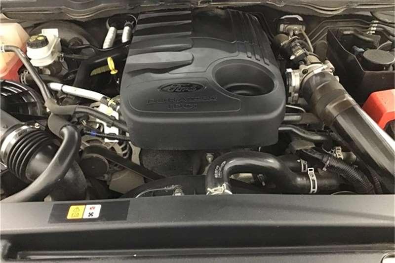 Ford Ranger 3.2 SuperCab Hi-Rider XLS 2012