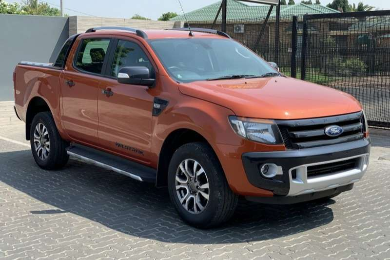 Ford Ranger 3.2 TDCI DOUBLE CAB WILDTRACK 2015