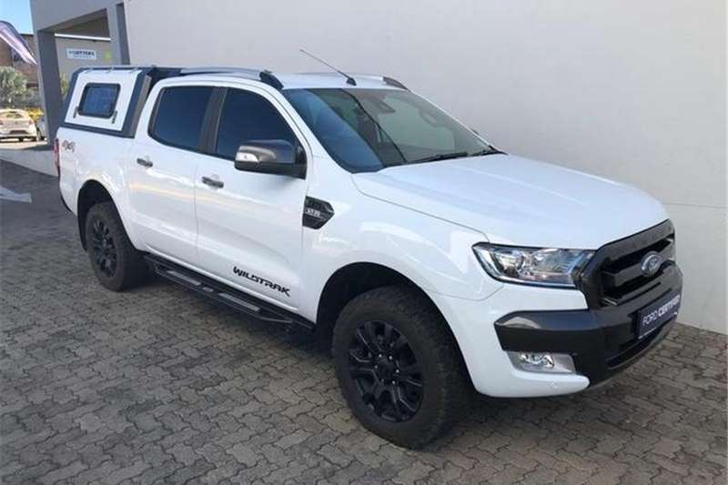 Ford Ranger 3.2TDCi Double Cab 4x4 Wildtrak Auto 2019