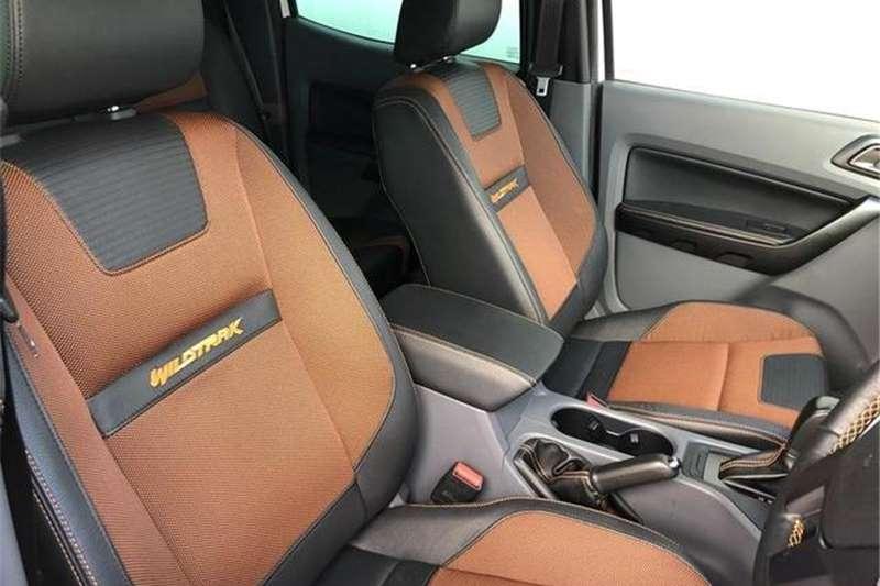 Ford Ranger 3.2TDCi Double Cab 4x4 Wildtrak Auto 2019