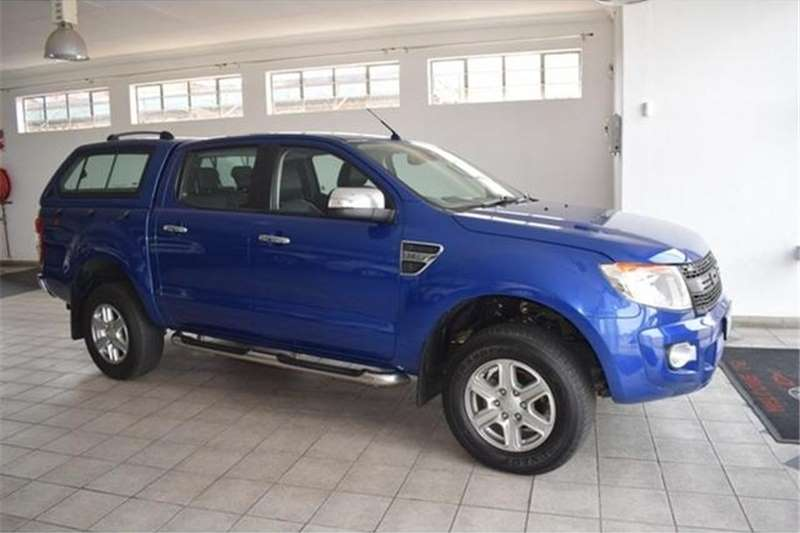 Ford Ranger 3.2TDCi Double Cab 4x4 XLT 2015