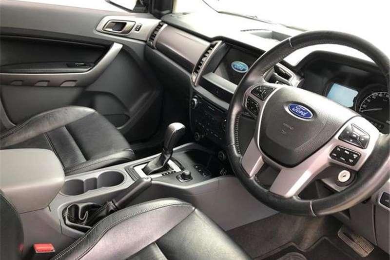 Ford Ranger 3.2TDCi Double Cab 4x4 XLT Auto 2017