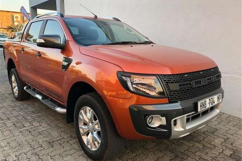 Ford Ranger 3.2TDCi Double Cab Hi Rider Wildtrak 2014