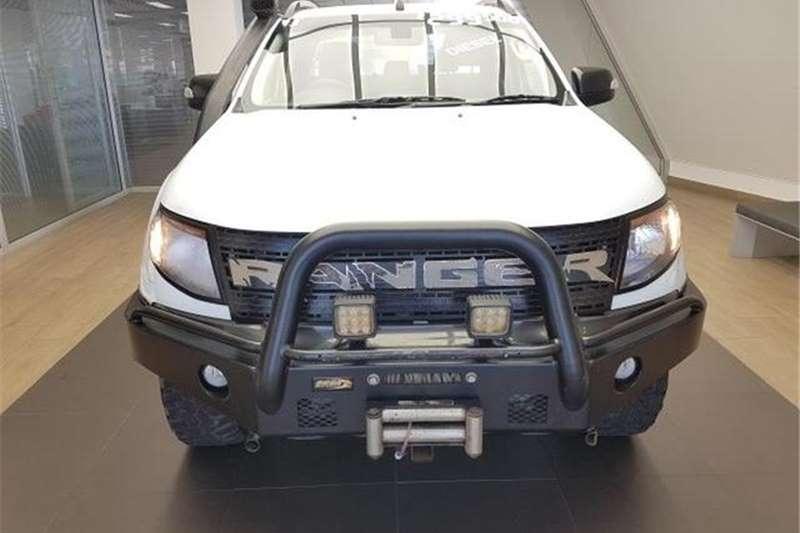 Ford Ranger 3.2TDCi Double Cab Hi Rider Wildtrak 2015