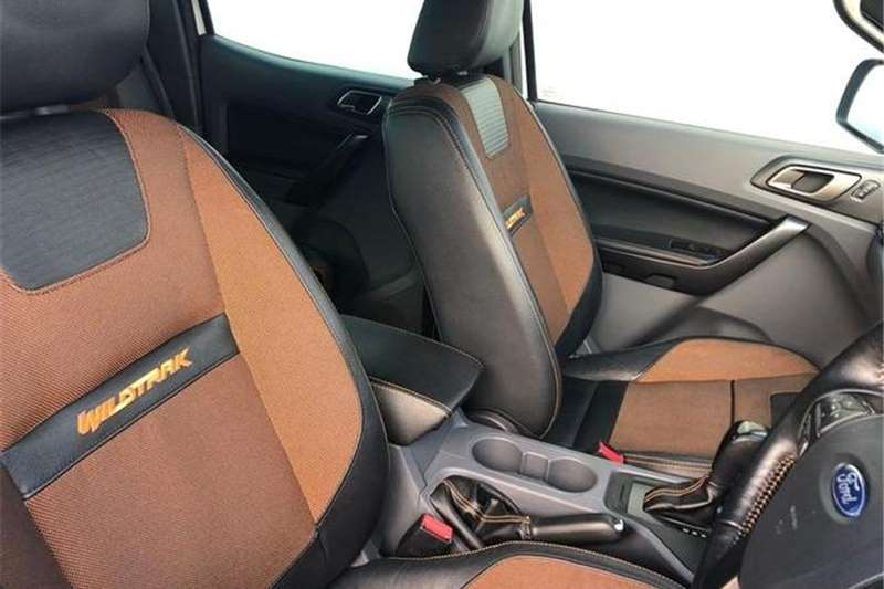 Ford Ranger 3.2TDCi Double Cab Hi Rider Wildtrak Auto 2016