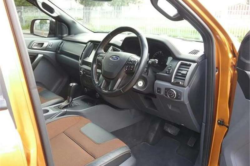 Ford Ranger 3.2TDCi Double Cab Hi Rider Wildtrak Auto 2017