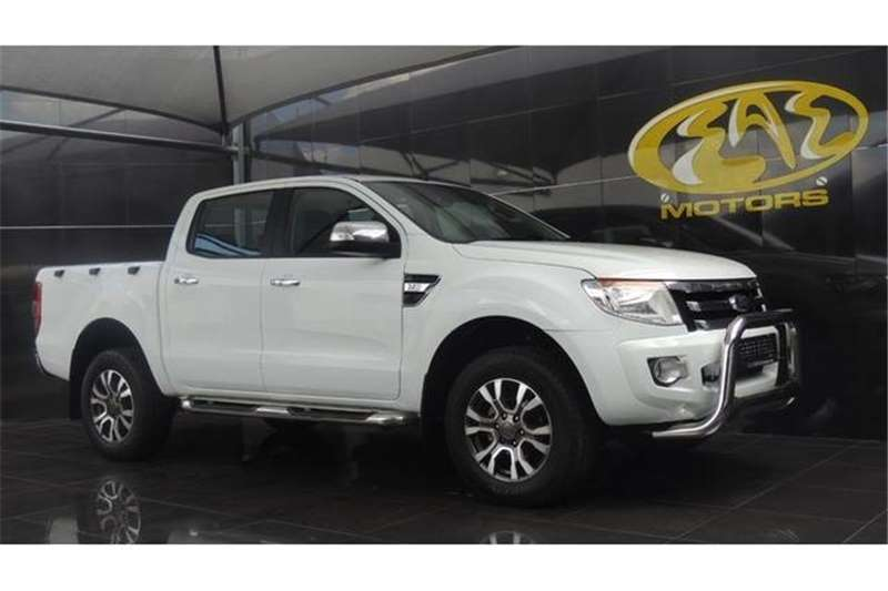 Ford Ranger 3.2TDCi Double Cab Hi Rider XLT 2014