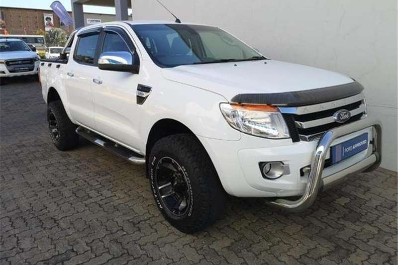 Ford Ranger 3.2TDCi Double Cab Hi Rider XLT Auto 2015