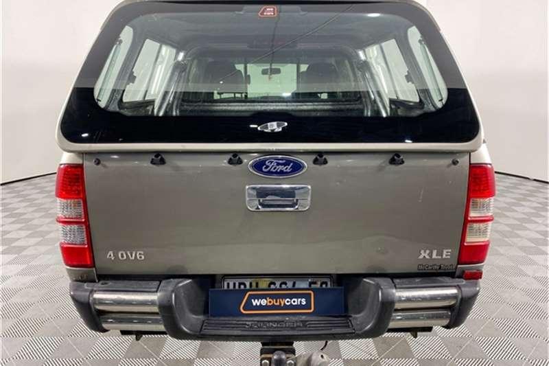 Used 2008 Ford Ranger 4.0i V6 double cab Hi trail XLE