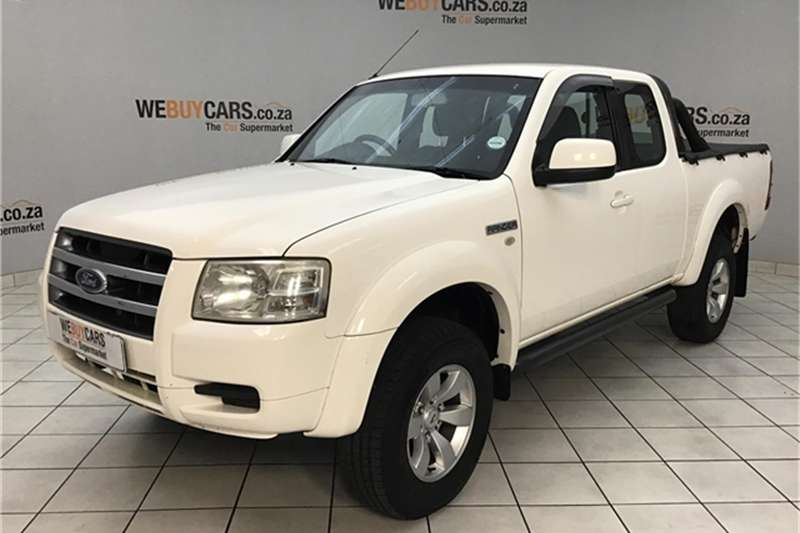Ford Ranger 4.0i V6 SuperCab Hi trail XLT 2007