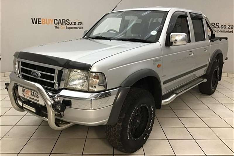 Ford Ranger 4000 V6 double cab 4x4 XLE 2004
