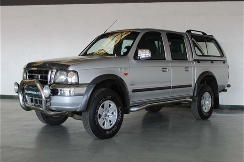 Ford Ranger 4000 V6 double cab 4x4 XLE automatic 2003