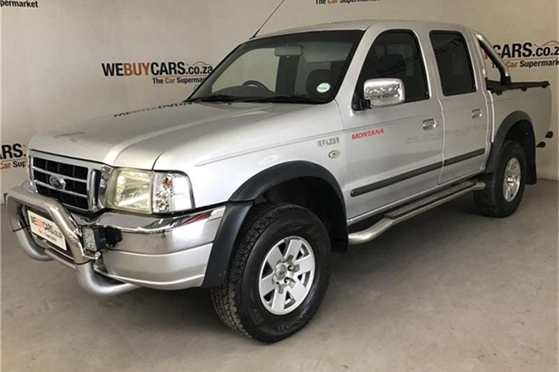 Ford Ranger 4000 V6 double cab XLE 2005