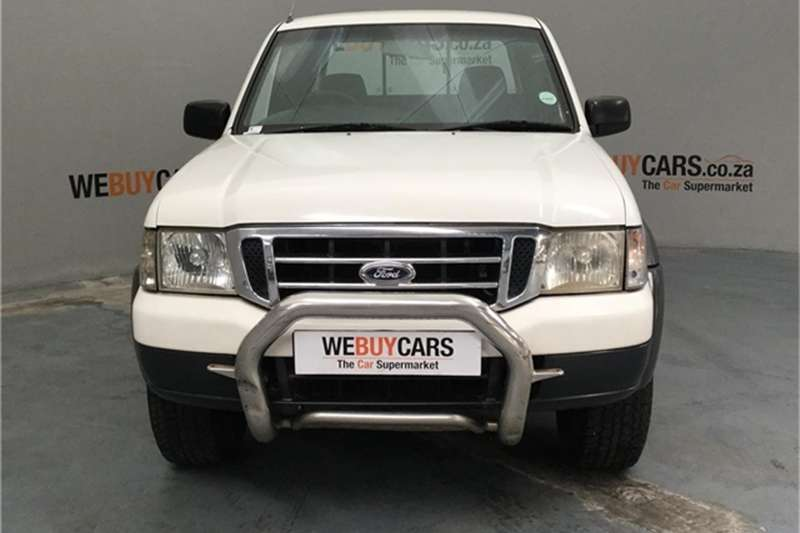 Ford Ranger 4000 V6 double cab XLE 2006