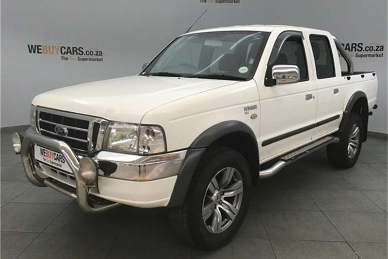 Ford Ranger 4000 V6 double cab XLE automatic 2006