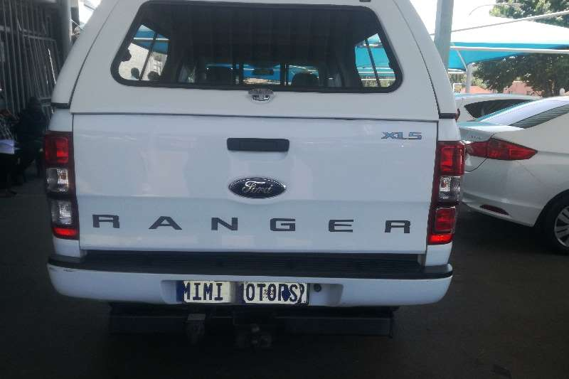 Ford Ranger 6 speed club cab 2014