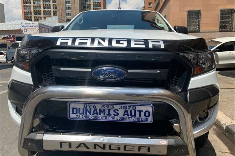 Ford Ranger Double Cab 2.2 2016