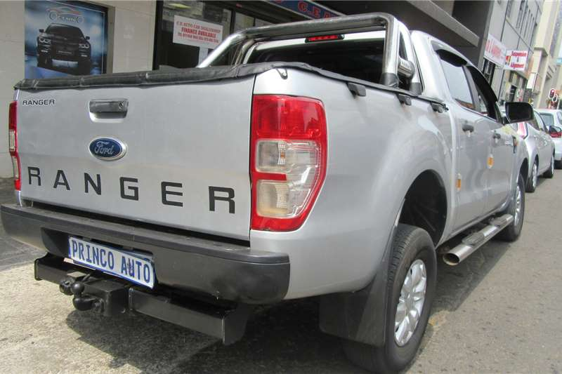 Ford Ranger Double Cab 2.2 6 Speed 2014