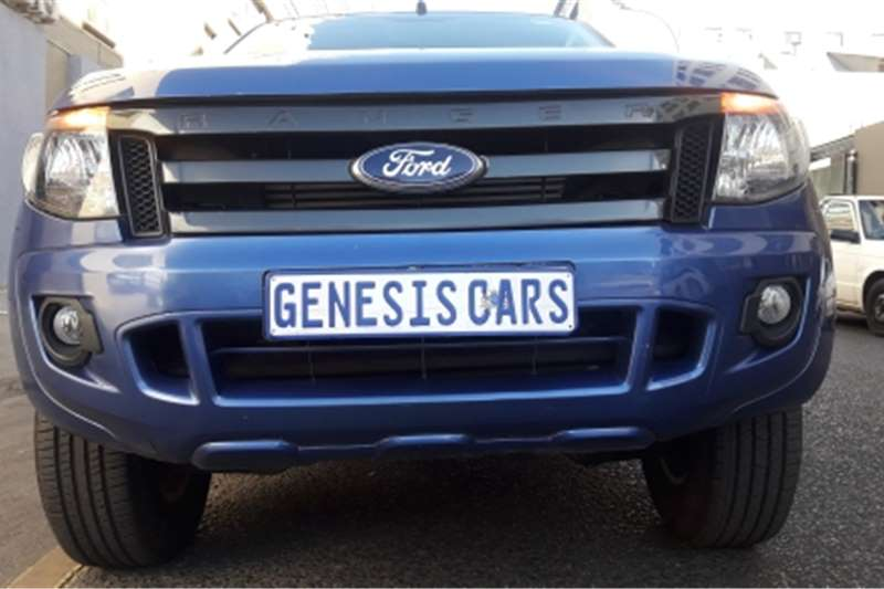 Ford Ranger double cab 2.2 6 speed  2016