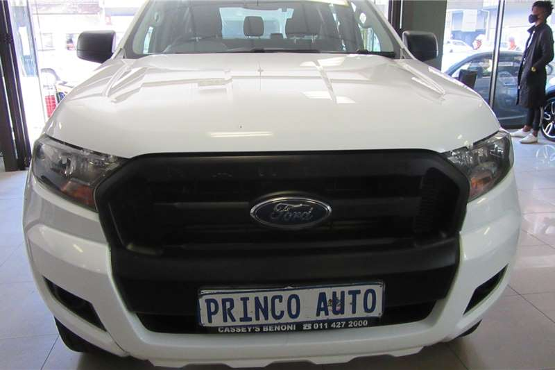 Ford Ranger Double Cab 2.2 6 Speed 2018
