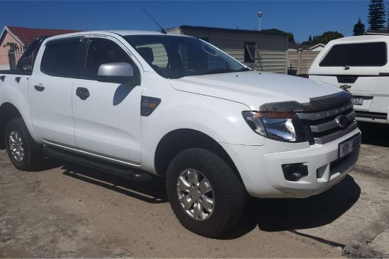 2013 Ford Ranger double cab