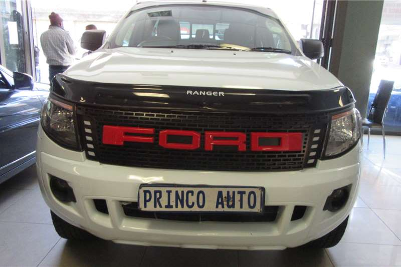 Ford Ranger Double Cab 2.2 GD6 2013