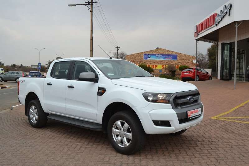 2016 Ford Ranger double cab